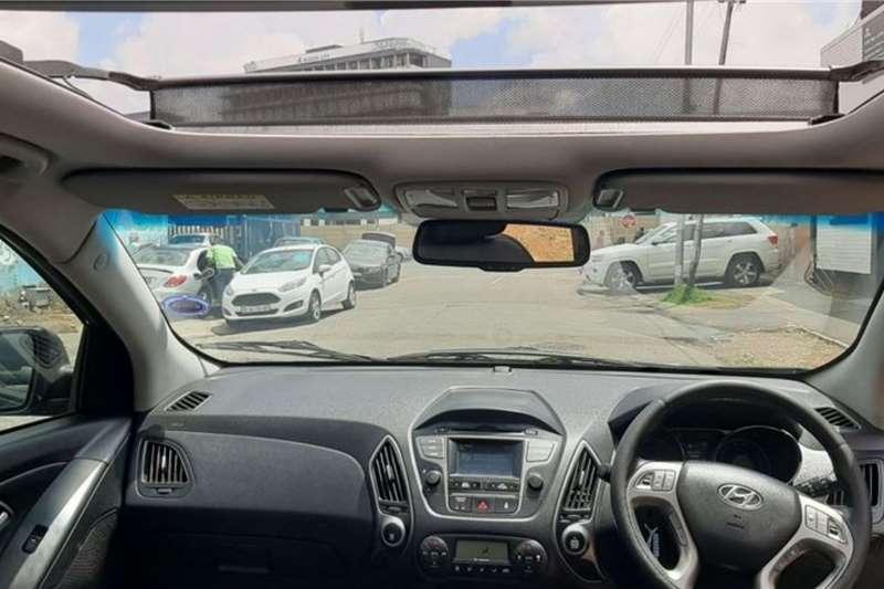 Used 2014 Hyundai Ix35 2.0 Premium auto