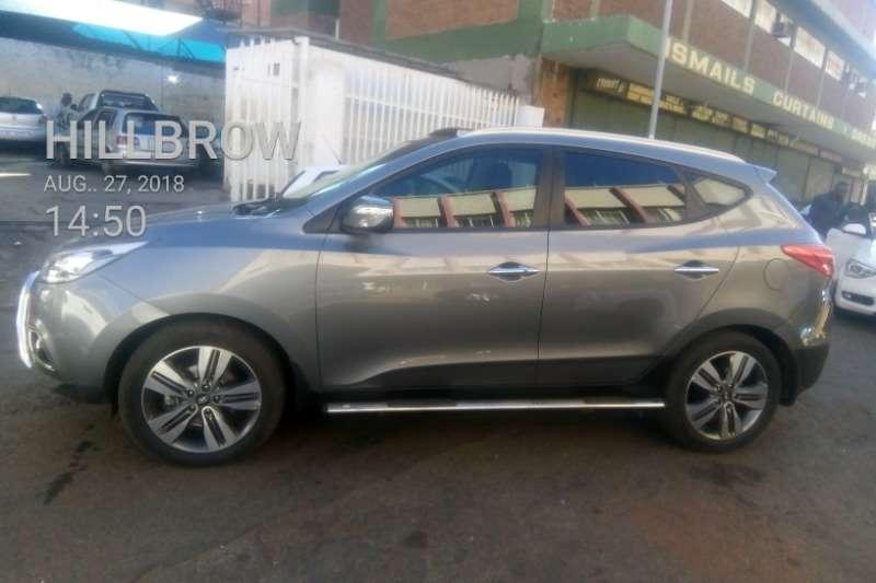 Hyundai Ix35 2.0 Premium auto Special Edition 2015