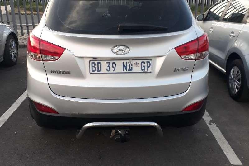 Hyundai Ix35 2.0 Premium Special Edition 2012