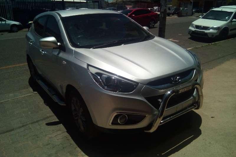 Hyundai Ix35 2.0 Premium Special Edition 2014