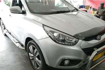 Used 2014 Hyundai Ix35 2.0 Premium Special Edition auto