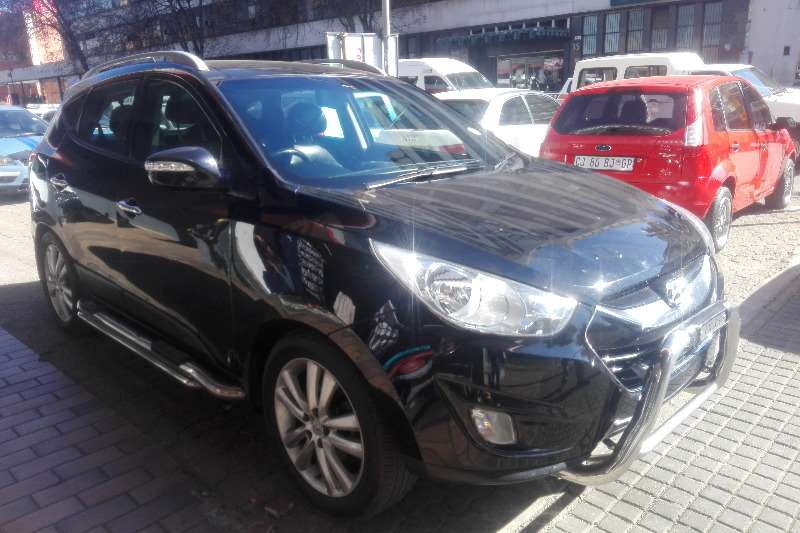 Hyundai Ix35 2.0CRDi 4WD auto 2013