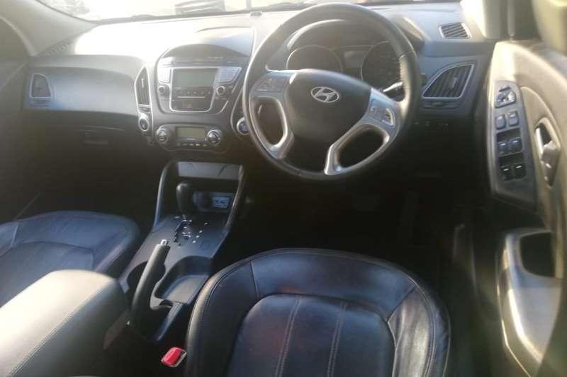 Hyundai ix35 2.0CRDi 4WD Elite 2012