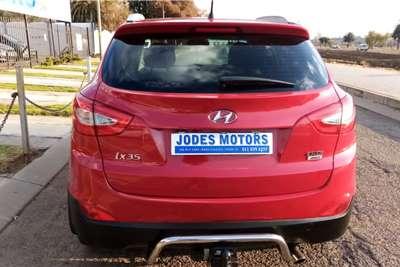 Used 2014 Hyundai Ix35 2.0CRDi 4WD Elite