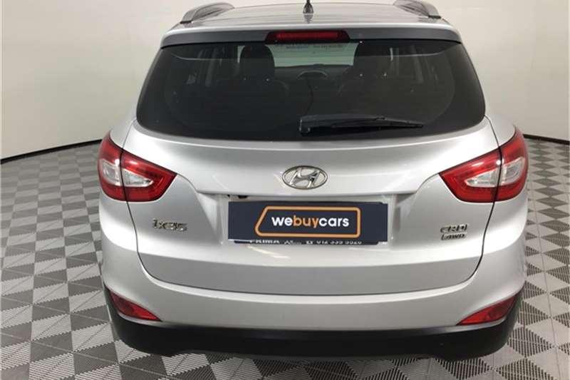 Hyundai ix35 2.0CRDi 4WD Elite 2015