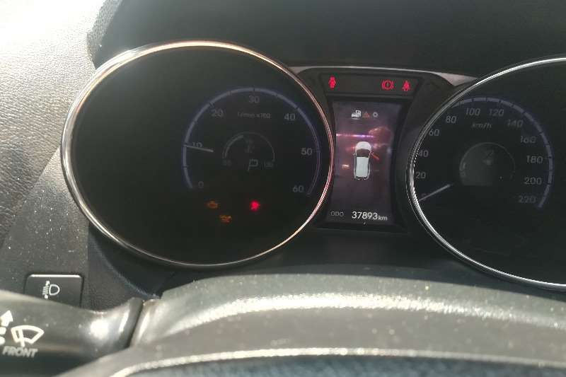 Hyundai Ix35 2.0CRDi 4WD Elite Special Edition 2015