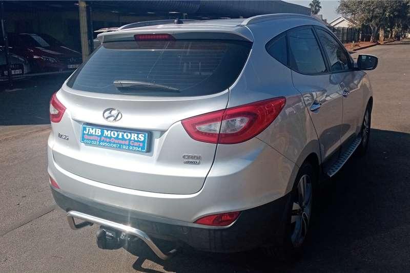 Used 2015 Hyundai Ix35 2.0CRDi 4WD Elite Special Edition