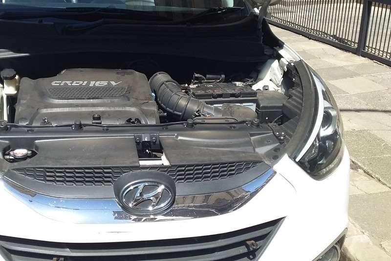Used 2016 Hyundai Ix35 2.0CRDi 4WD Elite Special Edition