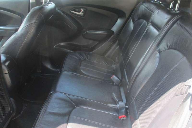 Hyundai Ix35 2.0CRDi 4WD GLS Limited 2010