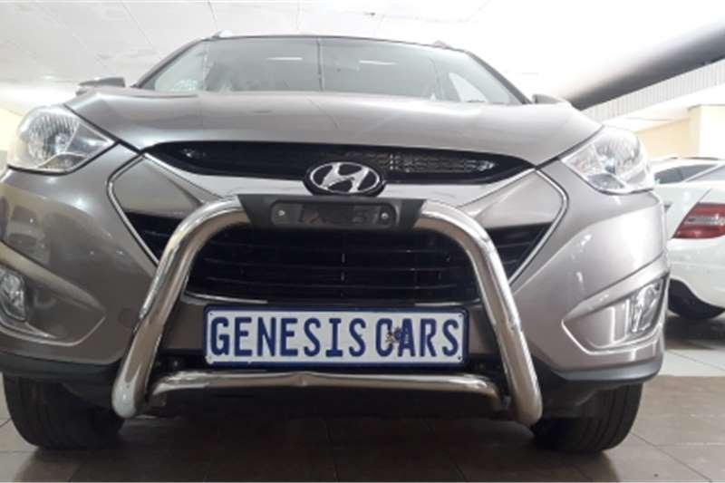 Hyundai Ix35 2.0CRDi 4WD GLS Limited 2012