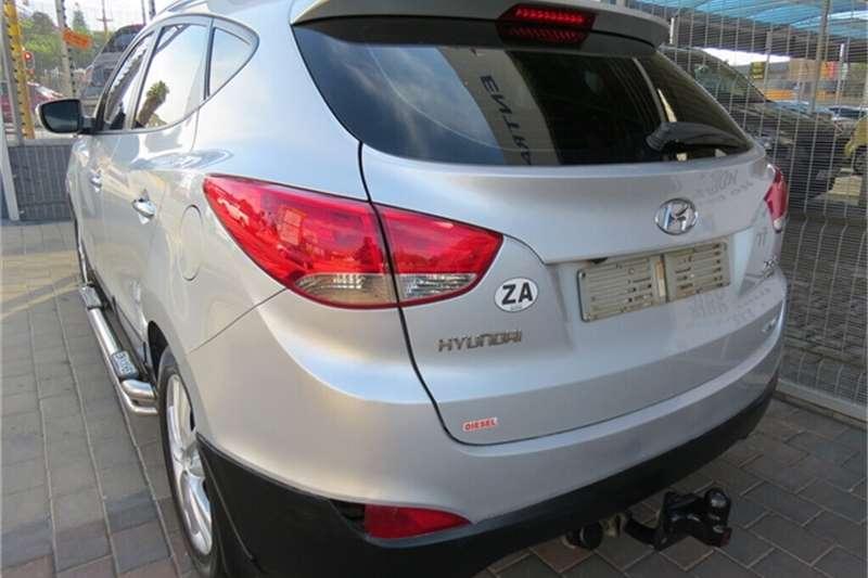 Used 2013 Hyundai Ix35 2.0CRDi 4WD GLS Limited