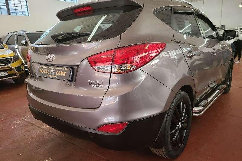 2010 Hyundai ix35 ix35 2.0CRDi Elite