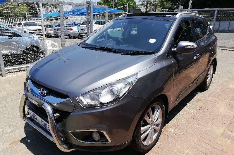 2013 Hyundai ix35 ix35 2.0CRDi Elite
