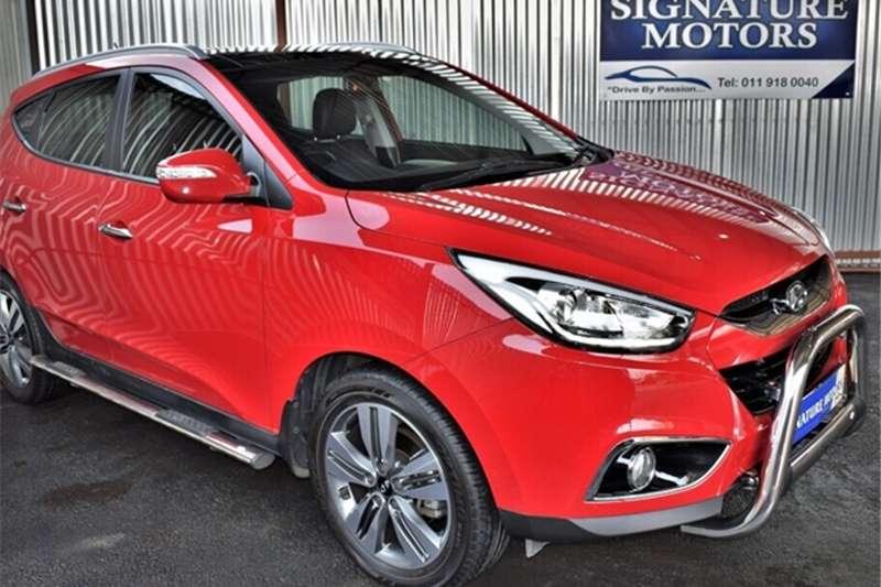 Used 2014 Hyundai Ix35 2.0CRDi Elite