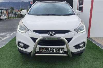 Used 2015 Hyundai Ix35 2.0CRDi Elite