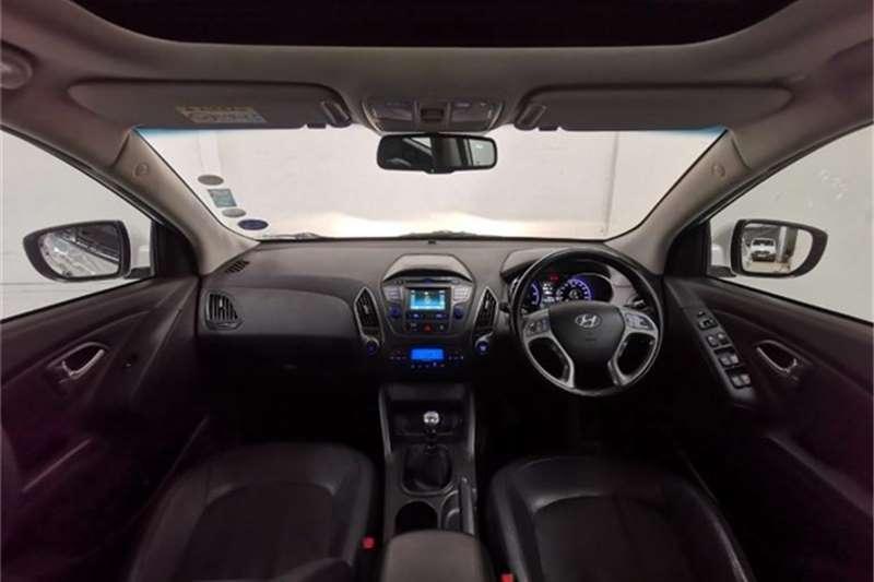 Used 2016 Hyundai Ix35 2.0CRDi Elite