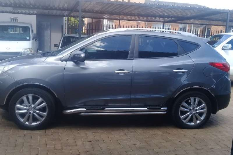 Hyundai ix35 2.0CRDi Executive 2013