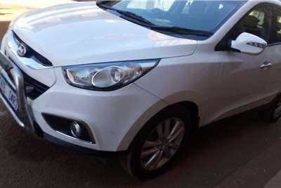 2013 Hyundai ix35 ix35 2.0CRDi Executive
