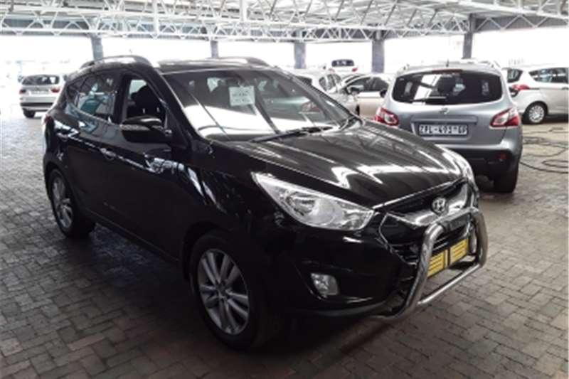Hyundai Ix35 2.0CRDi GLS Limited 2010