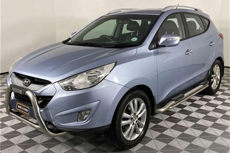 Used 2011 Hyundai Ix35 2.0CRDi GLS Limited