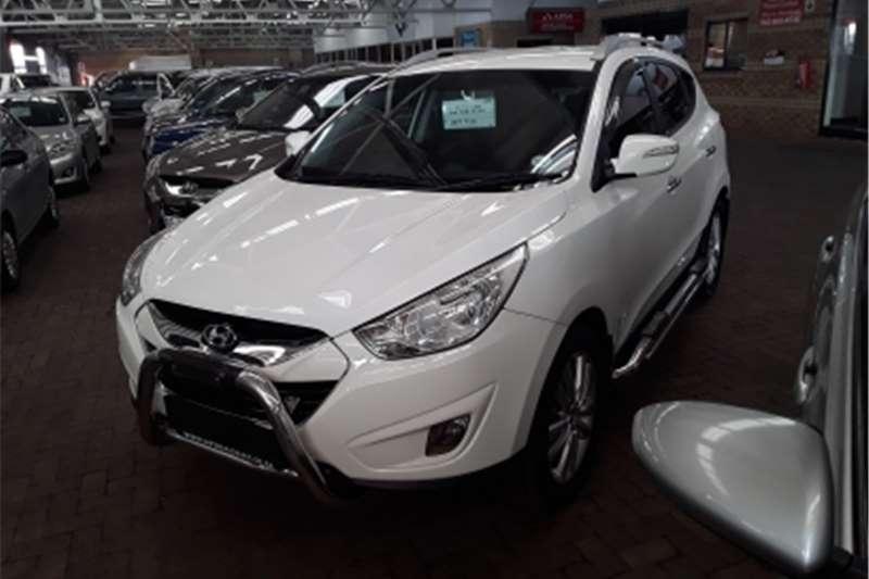 Hyundai Ix35 2.0CRDi GLS Limited 2013