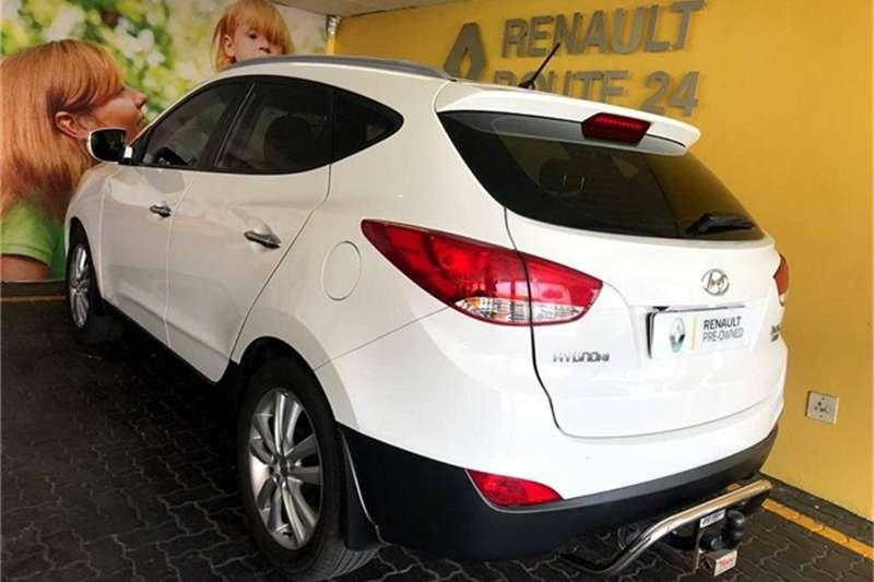 Hyundai ix35 2.0CRDi GLS Limited 2014