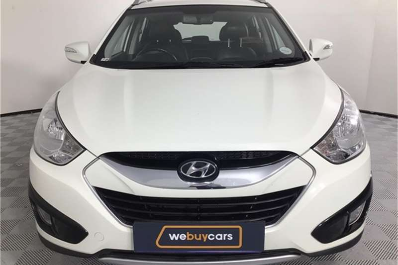 Hyundai ix35 2.4 4WD GLS Limited 2010
