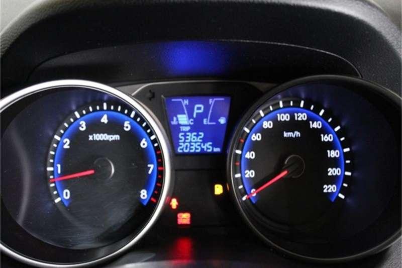 Hyundai Ix35 2.4 4WD GLS Limited 2011