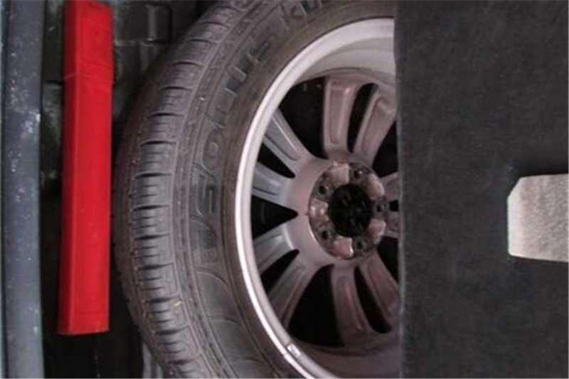 2012 Hyundai ix35 ix35 2.4 4WD GLS Limited