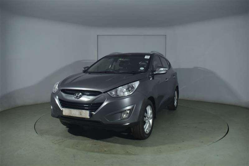 Hyundai Ix35 2.4 GLS 2012