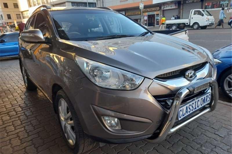 Used 2010 Hyundai Ix35