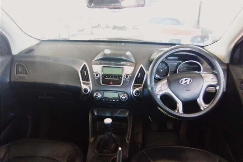 Used 2011 Hyundai Ix35