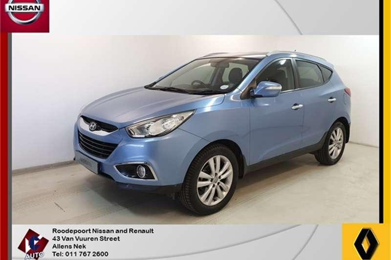 2014 Hyundai ix35 2.0 GLS