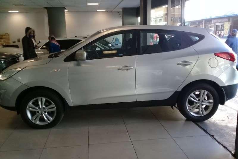 2011 Hyundai ix35 2.0 Elite