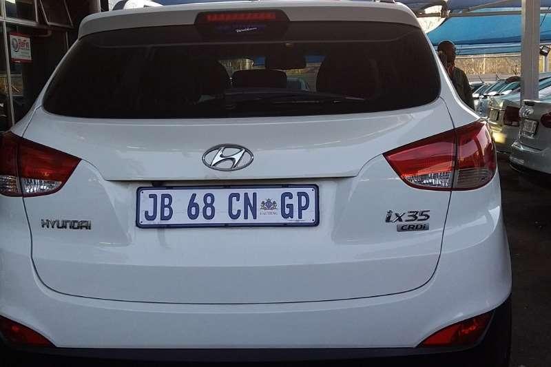 2011 Hyundai ix35 1.7CRDi Premium