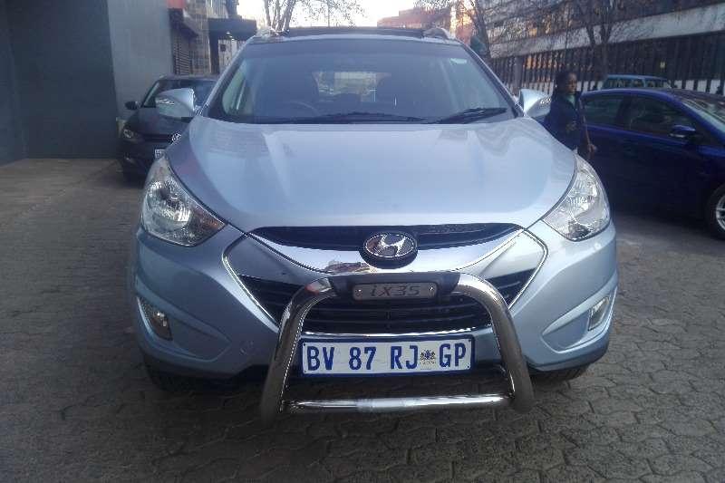 2013 Hyundai ix35 2.0CRDi Elite