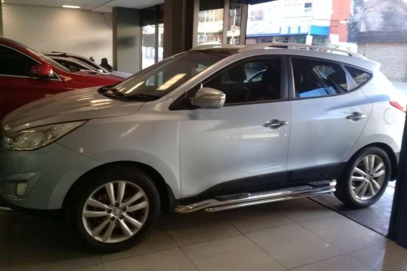 2012 Hyundai ix35 2.4 4WD GLS Limited