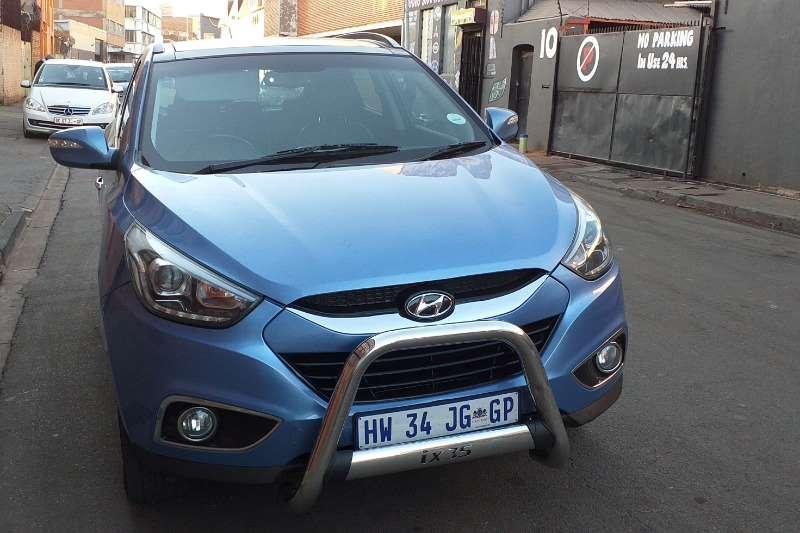 2014 Hyundai ix35 2.0 Premium Special Edition auto