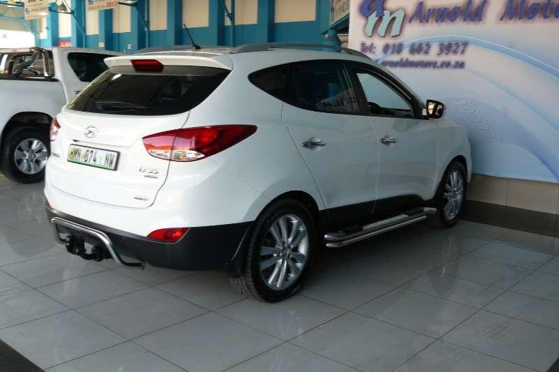 2010 Hyundai ix35 2.4 4WD Elite