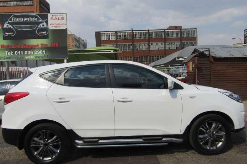 2016 Hyundai ix35 2.0 Elite