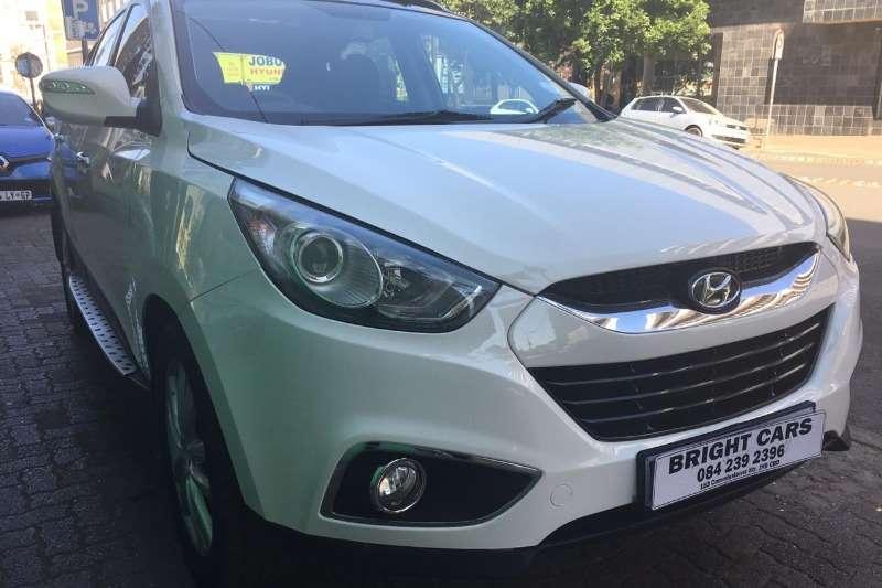 2011 Hyundai ix35 2.0CRDi 4WD Elite