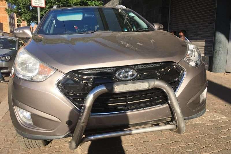 2012 Hyundai ix35 2.0 Executive auto