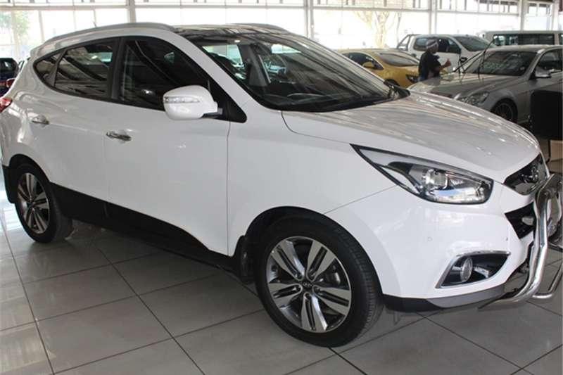 2014 Hyundai ix35 2.0CRDi 4WD Elite
