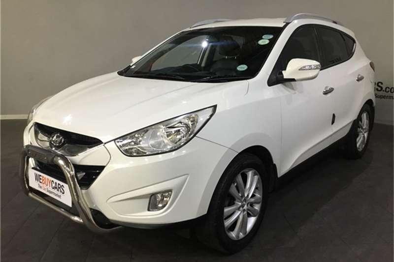 2012 Hyundai ix35 2.0 GLS auto