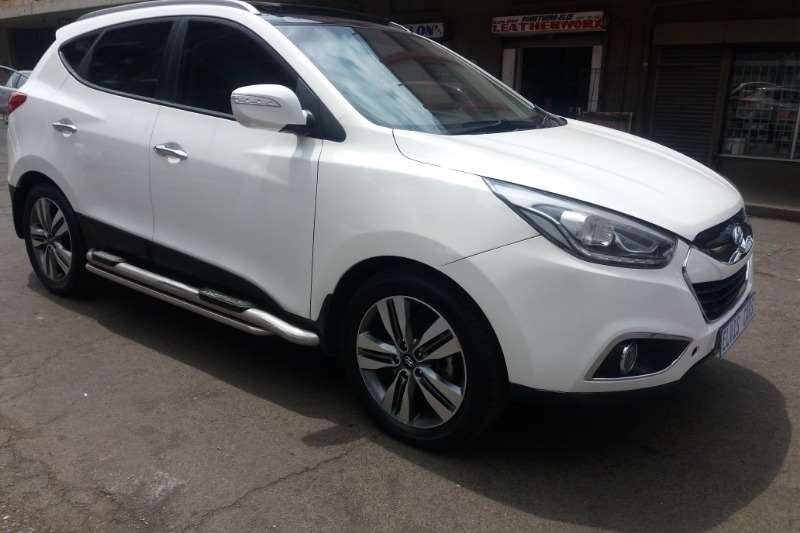 2015 Hyundai ix35 2.0CRDi Executive