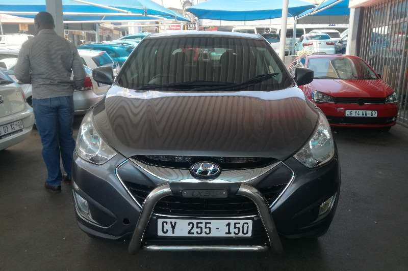 2013 Hyundai ix35 2.0 Elite Special Edition