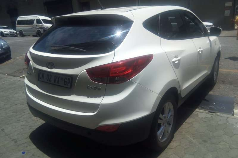 2013 Hyundai ix35 2.0 Executive