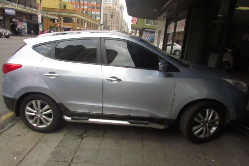 2012 Hyundai ix35 2.0 Executive auto