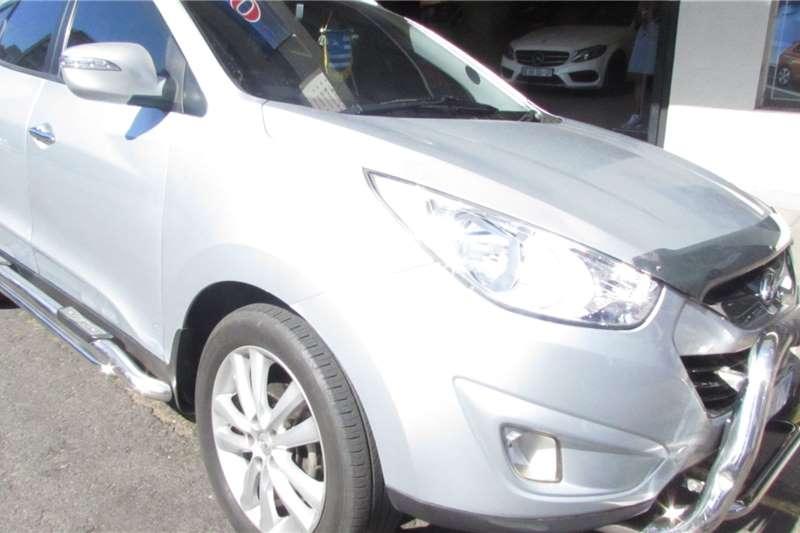 2010 Hyundai ix35 2.0 Elite