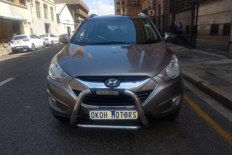 2013 Hyundai ix35 2.0 GLS auto